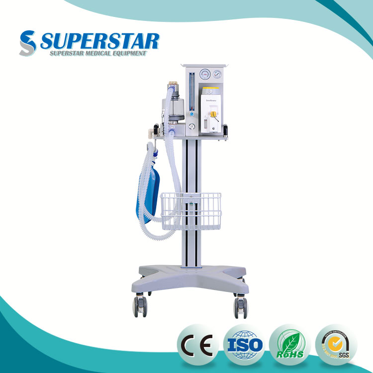 DM-6C Veterinary Anesthesia Machine