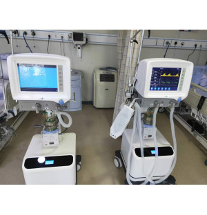 S1100 ICU Ventilator Machine