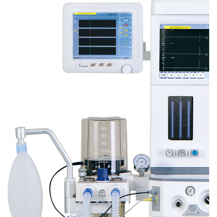 S6100 Plus Anesthesia Machine